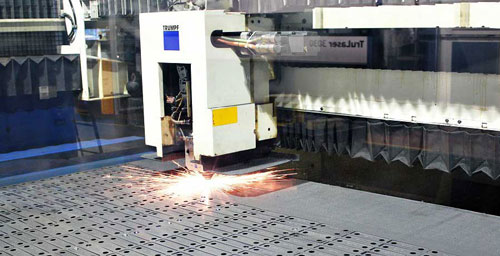 Jenks & Cattell Engineering Laser Fabrication